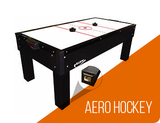 Aero Hockey Table