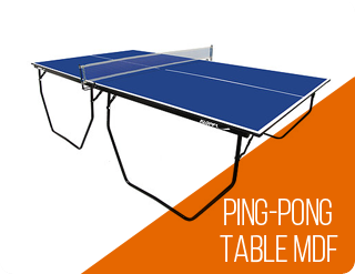 Ping-Pong Table - MDF