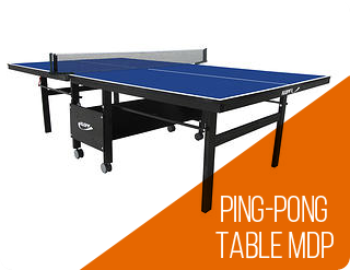 Ping-Pong Table - MDP